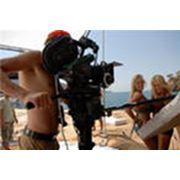 Видеосъемка музыкального клипа фото