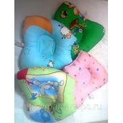 Детская ортопедическая подушка фото