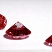 Алмазы розовые фото