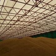 Зернохранилища. фото