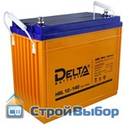 Аккумулятор АКБ Delta HRL 12-140 фото
