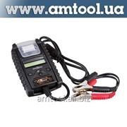 Тестер аккумуляторных батарей и системы зарядки с термопринтером V3748 Vigor фото