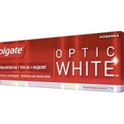 Зубная паста COLGATE optic white, 75 мл фото
