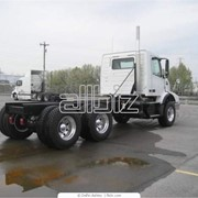 Шасси грузовых автомобилей фото