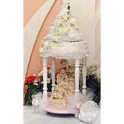 """Свадебный торт """"Афродита"""" фото"""
