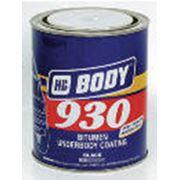 Антикор аэроз черный BODY 950 (04л) фото