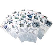 Печать рекламных листовок для почтовой рассылки фото