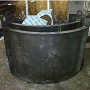 Виброформа для ЖБИ колец КС-10.9 (1м кольцо высотой 890 мм) фото