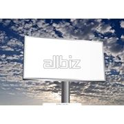 Размещение рекламы на бордах биг-бордах фото