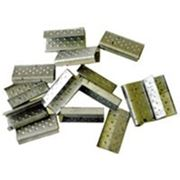 Упаковочные скобы ПЭТ ленты 15 мм. фото