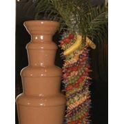 Доставка шоколадных фонтанов фото