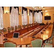Организация конференций и семинаров. фото