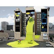 Дизайн рекламной продукции фото