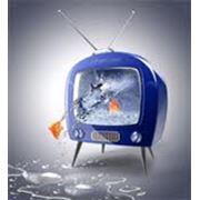 Реклама на телевидении и радио фото
