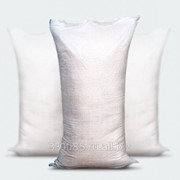 Мешки полипропиленовые, белые, 55 х 95 см. 50 гр. фото