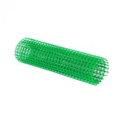 Сетка садовая 10х10 (шир.1м)(дл.10м)(зелёный) фото