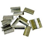Упаковочные скобы для полипропиленовой ленты 15 мм. фото