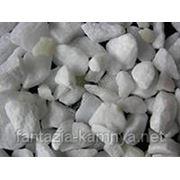 Мраморная крошка, белая (сахарная) 10-15 мм. в мешках