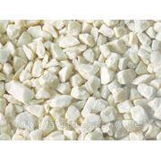 Мраморная крошка, белая (сахарная) 5-10. в МКР/без п/э вкладыша