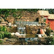 Валуны крошки каменные мраморные отсыпи фото