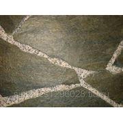 Плитняк кварцево-биотитовый 2-4 см фото