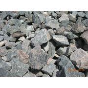 Бутовый камень фр.70-250 фото
