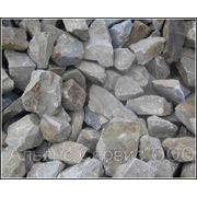 Бутовый камень с доставкой в Новосибирске. фото