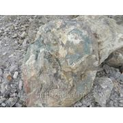 Глыба (500-800 кг) доломит (разноцветный). фото