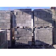 Шлакоблок 190 390 190 на поддоне упаковка доставка г Сухой Лог фото