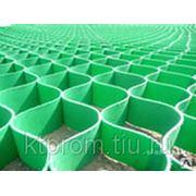 Георешетка пластиковая (320х320мм) фото