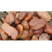 Камень «морковник» риолит фото
