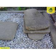 Плитняк РОСТОВСКИЙ из песчаника голтованный (фракция 30-40 мм) фото