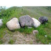 Камень Валун большой 60-100 см фото