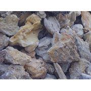 Декоративный природный камень -коралловидный песчаник фото