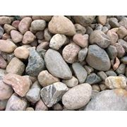 Камень булыжный фр. 150-300 фото