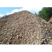 Камень Булыжник 5-30 см. фото