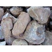 Декоративный природный камень- кремный (кремень) фото