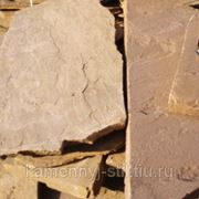 Натуральный камень Песчаник желтый 20мм фото