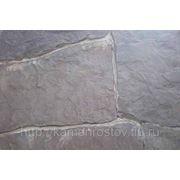 Песчаник серо-зеленый Рыбка 1,5-3 см. фото