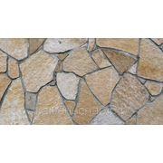 ГРАНИТНЫЙ ПЛИТНЯК (гранодиорит) толщина 6-8 см. фото