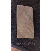 Брусчатка из желтого песчаника,толщина 40-50 мм фото