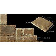 Плитка из песчаника - Кратная 4-м см, рустованная фото