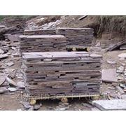 Природный облицовочный камень «Лемезит» фото