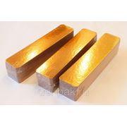 Подложка 80х300 золото/серебро фото