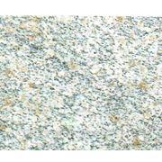 Гранит Уральский Исетский серый с белыми полосами фото