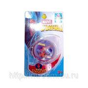 Набор мячей 53053т 1toy прыгуны spider-man 45мм с изображением 12 видов блистер (835844) фото