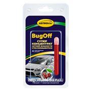 Стеклоомывающая летняя жидкость «BUGoff» концентрат (лето), вишня, блистер