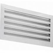 Решетка вентиляционная алюминиевая РАГ 1500х100 фото