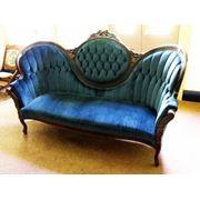 Реставрация мебели, пошив чехлов фото