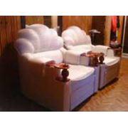 Обивка мягкой мебели. фото